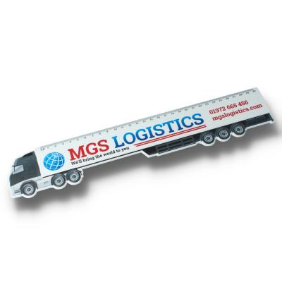 Image of Recycled Lorry Shaped Ruler